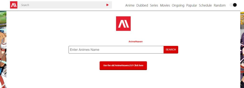 Animehaven - Best Anime Sites