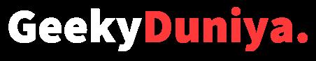 GeekyDuniya