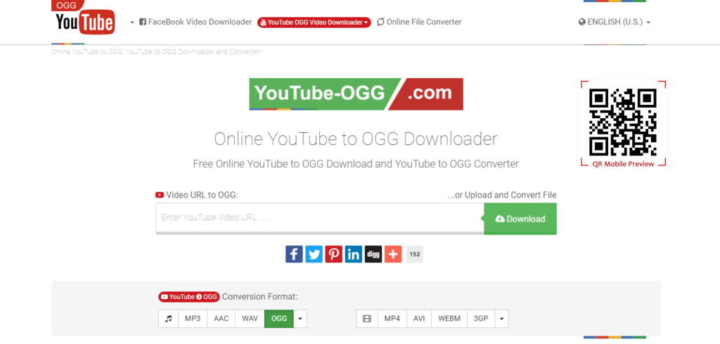 YouTube-OGG Youtube to ogg Converter