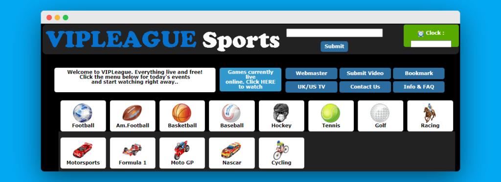 VipLeague Sports
