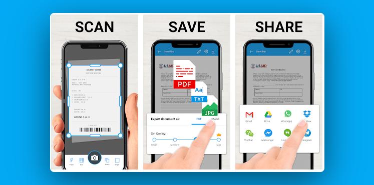 TapScanner - Scanner App To PDF